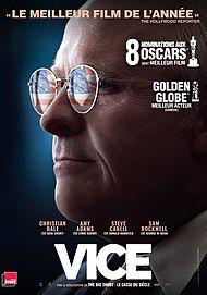 """Affiche du film """"VICE"""""""