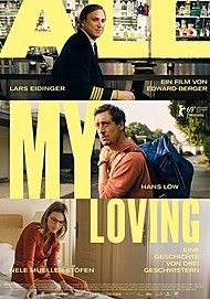 "Movie poster for ""All My Loving"""