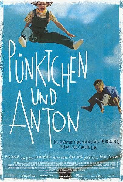 """Filmplakat für """"Pünktchen und Anton (WA)"""""""