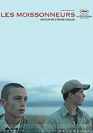 """Affiche du film """"LES MOISSONNEURS"""""""
