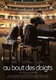 """Affiche du film """"AU BOUT DES DOIGTS"""""""