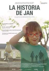 "Movie poster for ""LA HISTORIA DE JAN"""