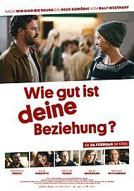 """Movie poster for """"Wie gut ist deine Beziehung?"""""""