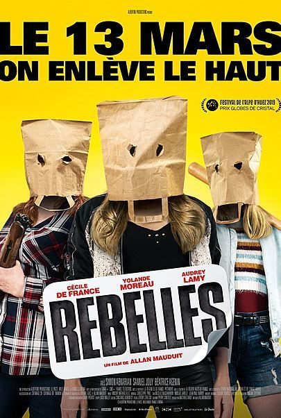 """Movie poster for """"REBELS"""""""