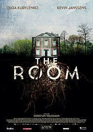 "Movie poster for ""THE ROOM"""