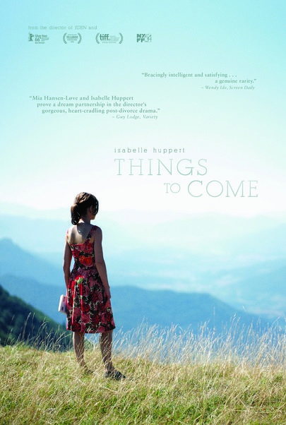 """Movie poster for """" THINGS TO COME"""""""