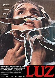 """Filmplakat für """"LUZ"""""""