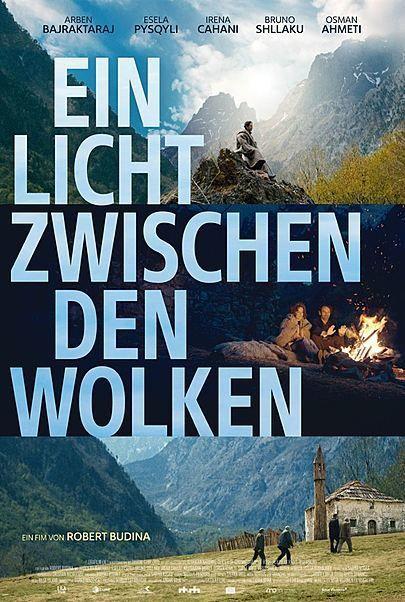 """Filmplakat für """"EIN LICHT ZWISCHEN DEN WOLKEN"""""""