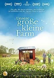 """Filmplakat für """"Unsere große kleine Farm"""""""