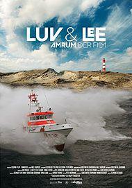 """Filmplakat für """"Luv & Lee Amrum - Der Film"""""""