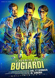 """Movie poster for """"AGENZIA DEI BUGIARDI"""""""