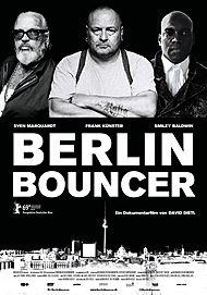 "Filmplakat für ""Berlin Bouncer"""