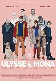 "Movie poster for ""ULYSSES & MONA"""
