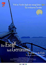 """Movie poster for """"Der Esel hieß Geronimo"""""""