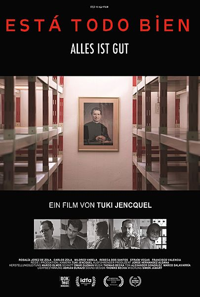 "Movie poster for ""Está todo bien"""