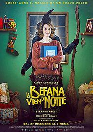 """Movie poster for """"LA BEFANA VIEN DI NOTTE"""""""