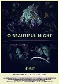 "Movie poster for ""O Beautiful Night"""