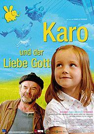 """Movie poster for """"Karo und der liebe Gott (WA)"""""""