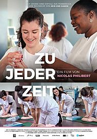 """Filmplakat für """"Zu jeder Zeit"""""""