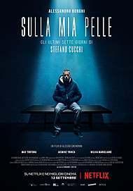 """Movie poster for """"SULLA MIA PELLE"""""""
