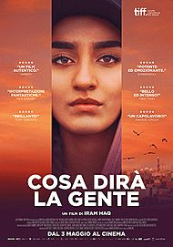 """Movie poster for """"COSA DIRA LA GENTE"""""""