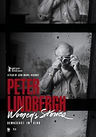 "Movie poster for ""Peter Lindbergh - Women's Stories"""