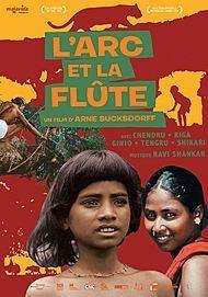 """Affiche du film """"L'ARC ET LA FLUTE"""""""