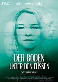 """Filmplakat für """"Der Boden unter den Füßen"""""""
