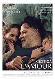 """Affiche du film """"C'EST CA L'AMOUR"""""""