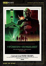 """Filmplakat für """"Die Fürsten der Dunkelheit"""""""