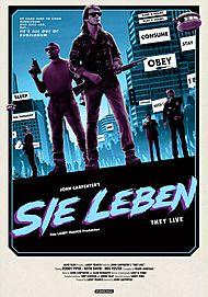 """Filmplakat für """"Sie Leben"""""""