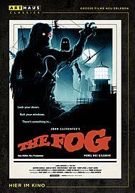 """Filmplakat für """"The Fog - Nebel des Grauens"""""""