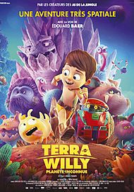 "Movie poster for ""TERRA WILLY"""