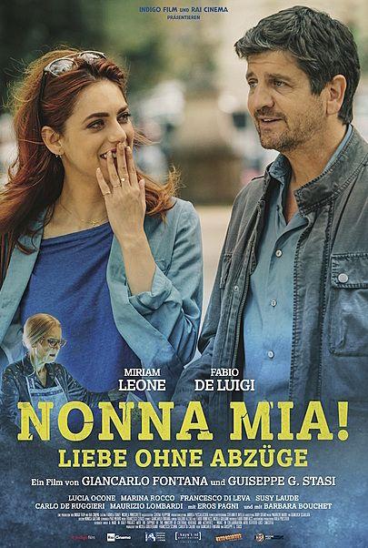 """Filmplakat für """"Nonna Mia!"""""""