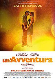 """Movie poster for """"UN'AVVENTURA"""""""
