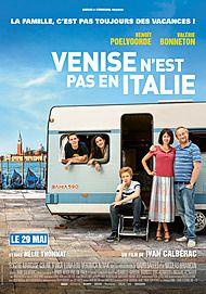 """Affiche du film """"VENISE N'EST PAS EN ITALIE"""""""