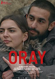 """Movie poster for """"Oray"""""""