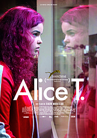 "Movie poster for ""ALICE T."""