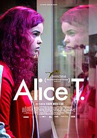 "Affiche du film ""ALICE T."""