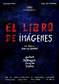 """Movie poster for """"THE IMAGE BOOK"""""""