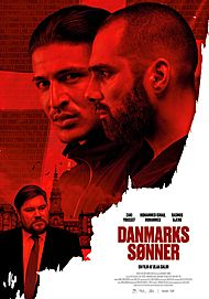 "Movie poster for ""DANMARKS SØNNER"""
