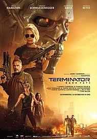 """Filmplakat für """"TERMINATOR: DARK FATE """""""