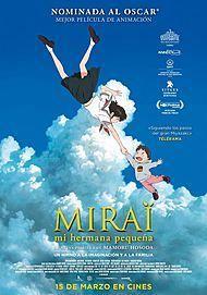 "Movie poster for ""MIRAI"""