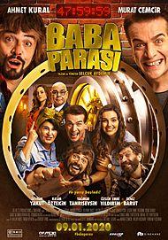 "Movie poster for ""BABA PARASI"""