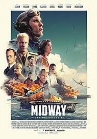 """Filmplakat für """"MIDWAY - FÜR DIE FREIHEIT"""""""
