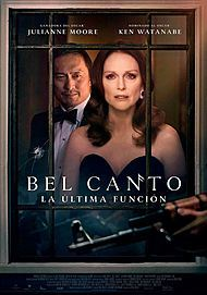"""Movie poster for """"BEL CANTO"""""""