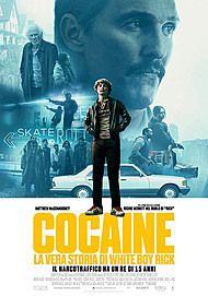 "Movie poster for ""WHITE BOY RICK"""