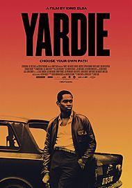 """Movie poster for """"YARDIE"""""""