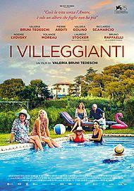 """Movie poster for """"I VILLEGGIANTI"""""""
