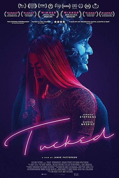 """Movie poster for """"TUCKED"""""""